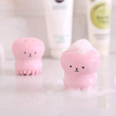 章鱼硅胶洗脸刷起泡器 500/箱