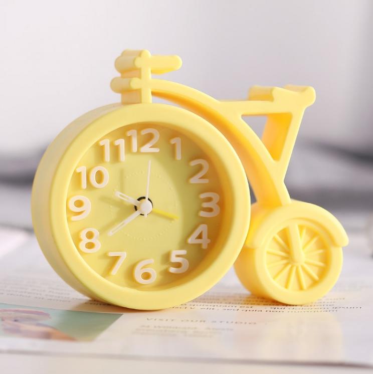 自行车黄色
